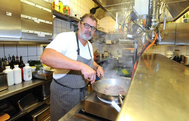 In Zukunft will sich Hannes Baumann mit neuem Konzept wieder vermehrt der klassischen französischen Küche widmen.