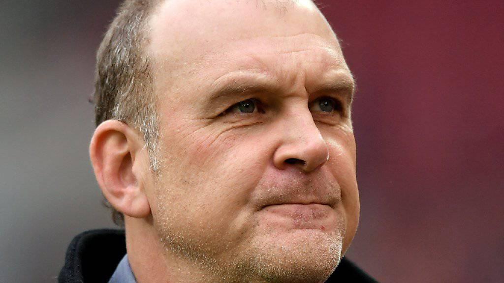 Jörg Schmadtke verlässt den 1. FC Köln