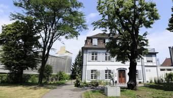 Das Schifferhaus ist ein markanter Bau in Kleinhüningen.