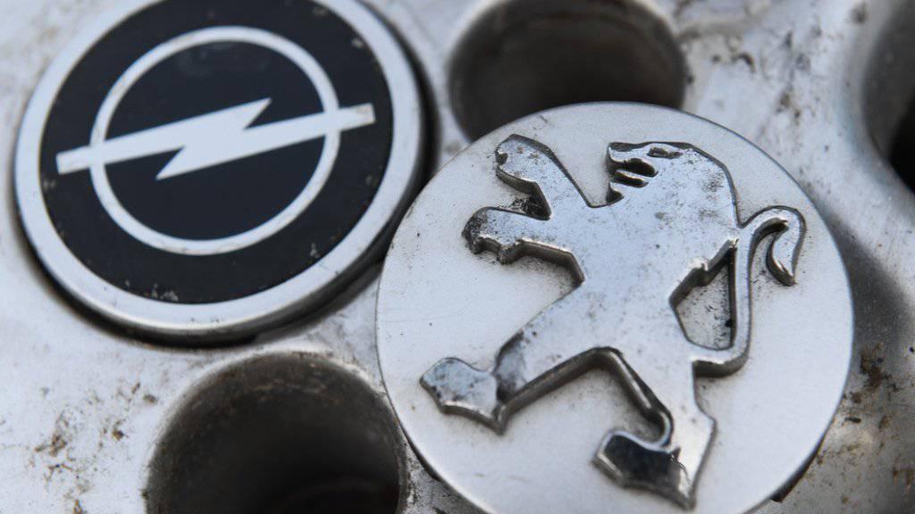 """EU-Kommission: «Nach eingehender Prüfung» gibt es keine wettbewerbsrechtlichen Einwände gegen die Übernahme von Opel durch PSA."""" (Archiv)"""