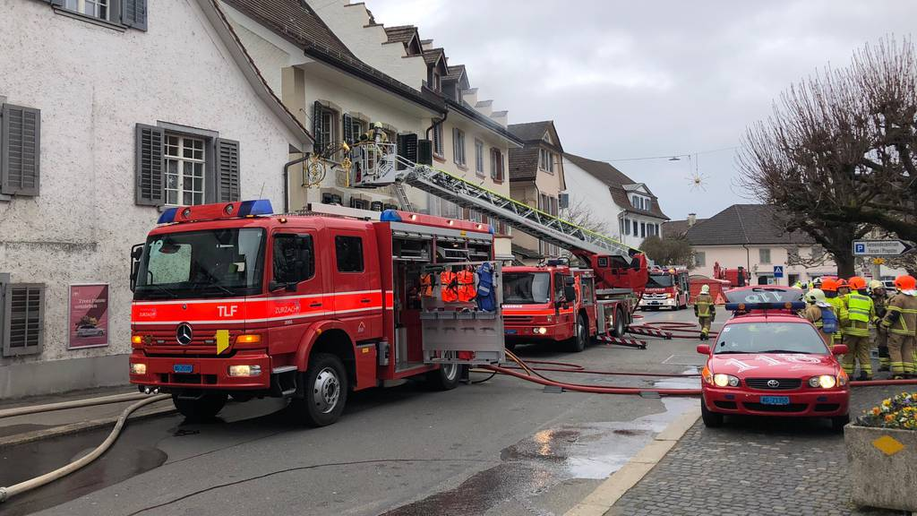 Grossbrand in Bad Zurzach