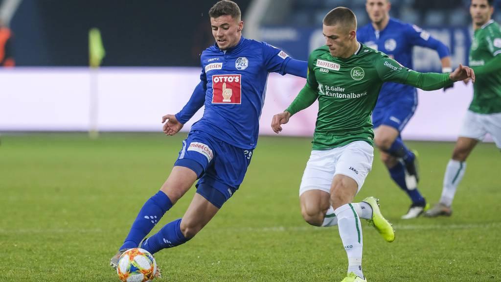 Niederlage gegen St. Gallen: Der FCL verliert schon wieder