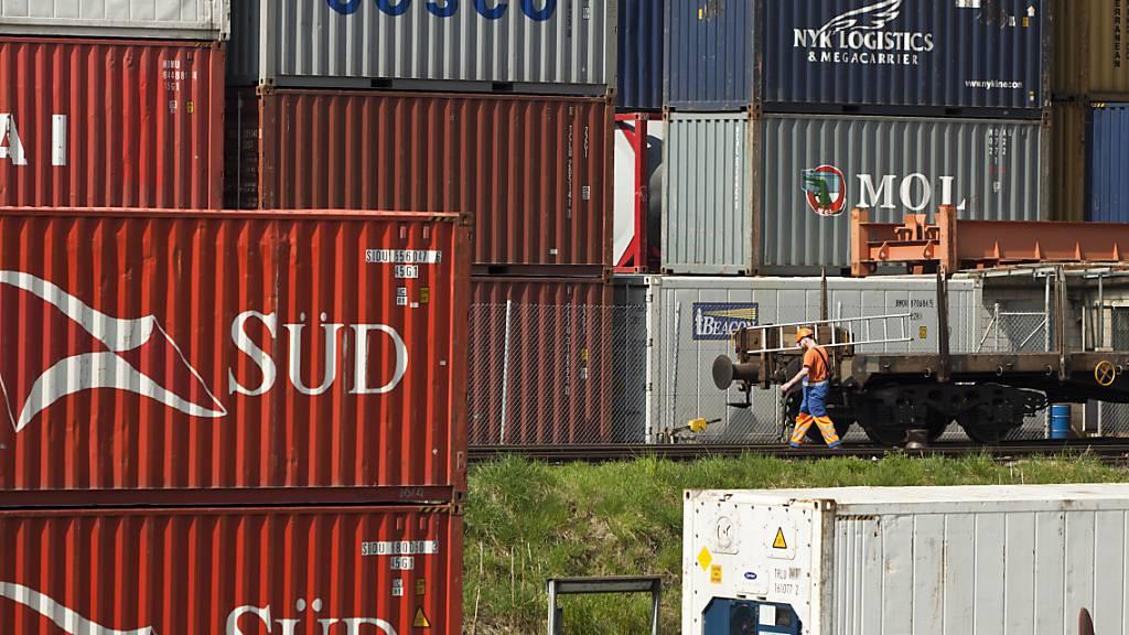 Schweiz erzielt im dritten Quartal Leistungsbilanzüberschuss