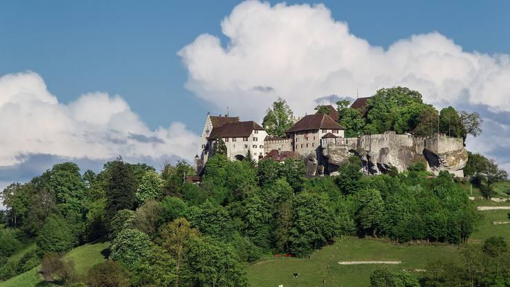 Rund 80000 Besucherinnen und Besucher zählt die Lenzburg jedes Jahr. Der neue Verein soll eine noch bessere Vermarktung bringen.