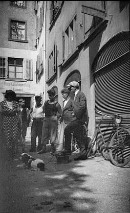 Dem Hundemarkt auf dem Andreasplatz schob der Regierungsrat 1934 einen Riegel vor, weil die Verkäufer faule Tricks anwandten.
