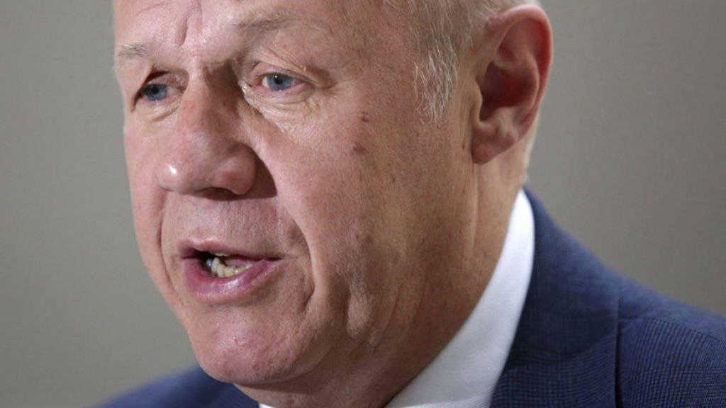 Der britische Vize-Premierminister Damian Green ist zurückgetreten. (Archiv)