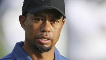 Ex-Golfprofi Tiger Woods hat schon vor dem verhängnisvollen Untersuchungsbericht zugegeben, bei seiner Festnahme vor zweieinhalb Monaten unter dem Einfluss von Medikamenten gestanden zu haben. (Archivbild)