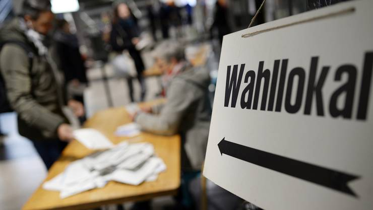 Das Stimmlokal am Hauptbahnhof steht den Stimmberechtigten aus allen Wahlkreisen offen.