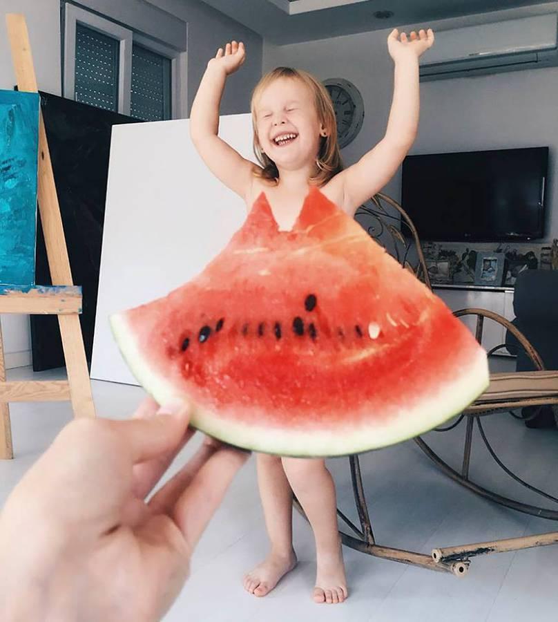 Kreative Mutter in Aktion! (© instagram.com)