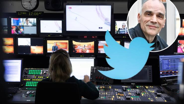 «Twitter ist leichter zu manipulieren als andere Dienste», sagt Stefan Gürtler.