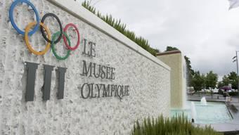Das Olympische Museum in Lausanne (Symbolbild)