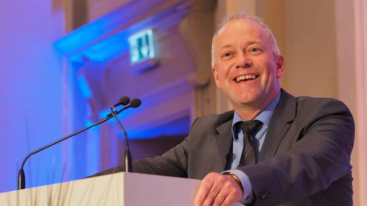 Stadtpräsident Martin Wey soll künftig für die Sicherheit in Olten zuständig sein.