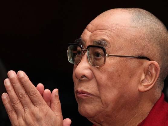 Rang 9: Dalai Lama