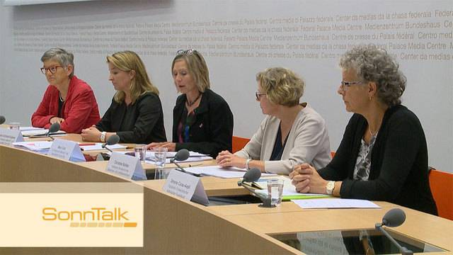 Fall Rupperswil / Sozialdetektive / Frauen im Bundesrat