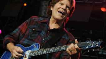 John Fogerty spielt am Festival Rock the Ring in Hinwil. (Archiv)