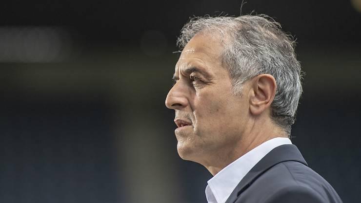Marcel Koller muss den FCB im Match gegen Xamax zum Sieg führen, sonst...