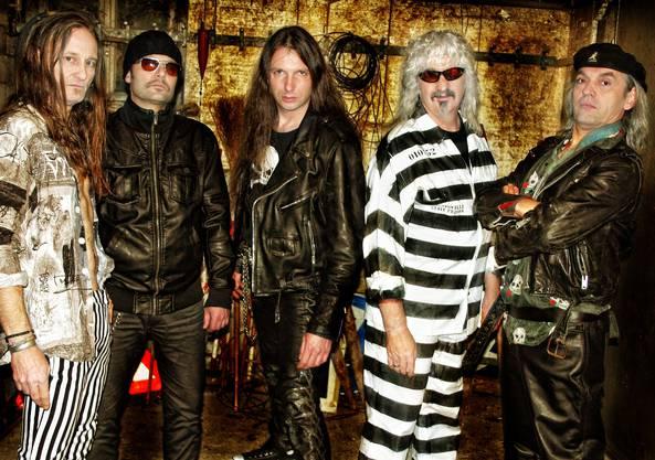 Der Böse-Buben-Look gehörte von Anfang zu Killer. Ein Bild aus dem Jahr 2011.