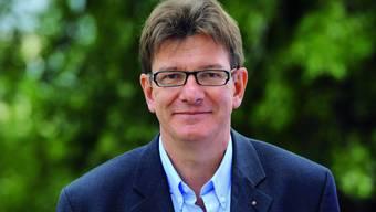 Neuer Vizeammann: Der Aarauer Stadtrat Carlo Mettauer.