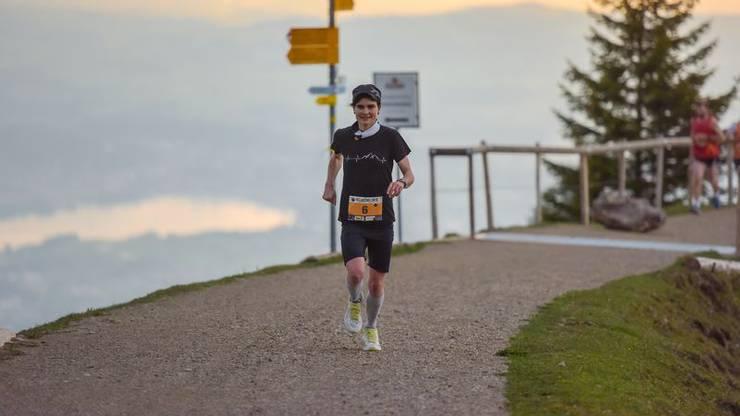 Die dreifache Siegerin des SwissCityMarathon Lucerne, Franziska Inauen aus Windisch, hatte es sich zum Ziel gesetzte, Leaderin Sarah Friedli einzuholen, musste sich ihr dann aber knapp geschlagen geben.