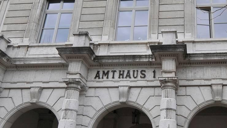 Fünfeinhalb Jahre Zuchthaus: Das Solothurner Obergericht bestätigte das Urteil der Vorinstanz.