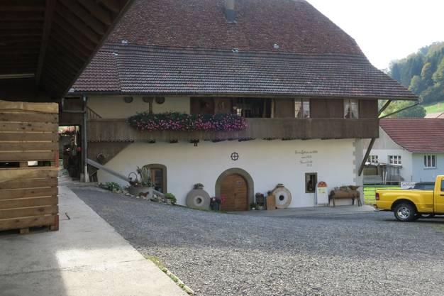 Mühle Rued in Schlossrued