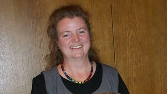 Pfarrerin Verena Salvisberg.