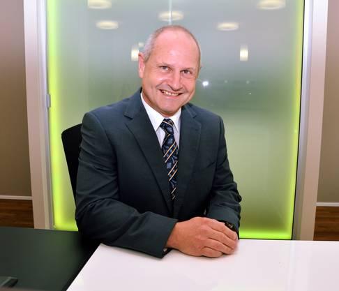 Peter Hilfiker, CEO der Schwyzer Kantonalbank und ehemaliger AKB-Kadermann.