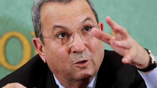 Ehud Barak kündigt den Rückzug aus der Politik an (Archiv)