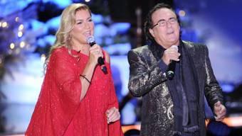 Al Bano und Romina Power letzte Woche im deutschen Fernsehen
