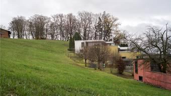 Der Galgehübel bei Rombach. Es ist gut möglich, dass auf dem Hügel früher tatsächlich ein Galgen gestanden hat. Alex Spichale
