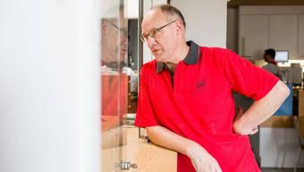 Hansjörg Knecht will für die SVP in den Ständerat