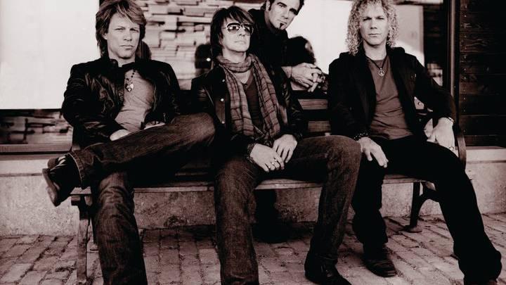 Bon Jovi auf Tour
