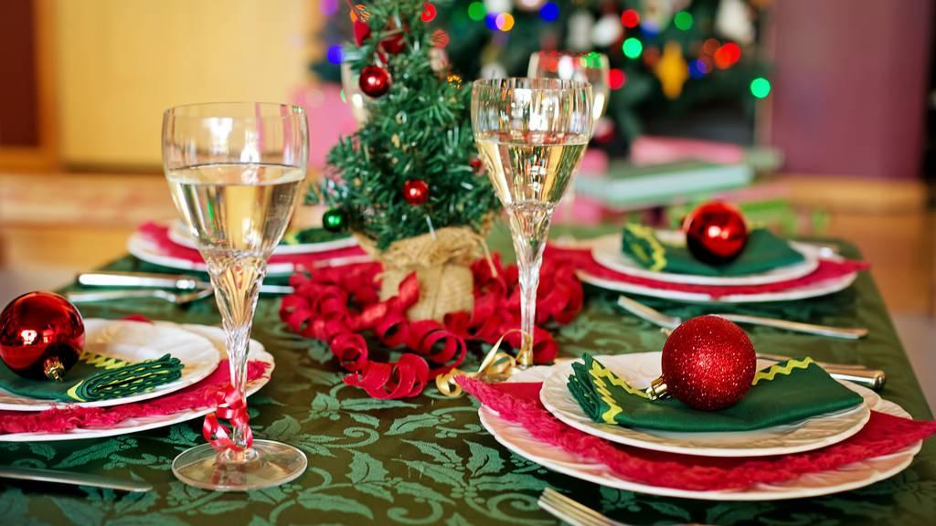Wie sieht es aus mit den Weihnachtsfeiern für dieses Jahr?
