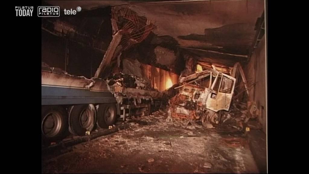 So hat sich die Verkehrssicherheit nach dem Gotthard-Brand verbessert