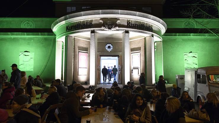 Wie im Vorjahr mussten auch in diesem Jahr die Besucher der Berner Museumsnacht vielerorts Schlange stehen. (Archivbild)