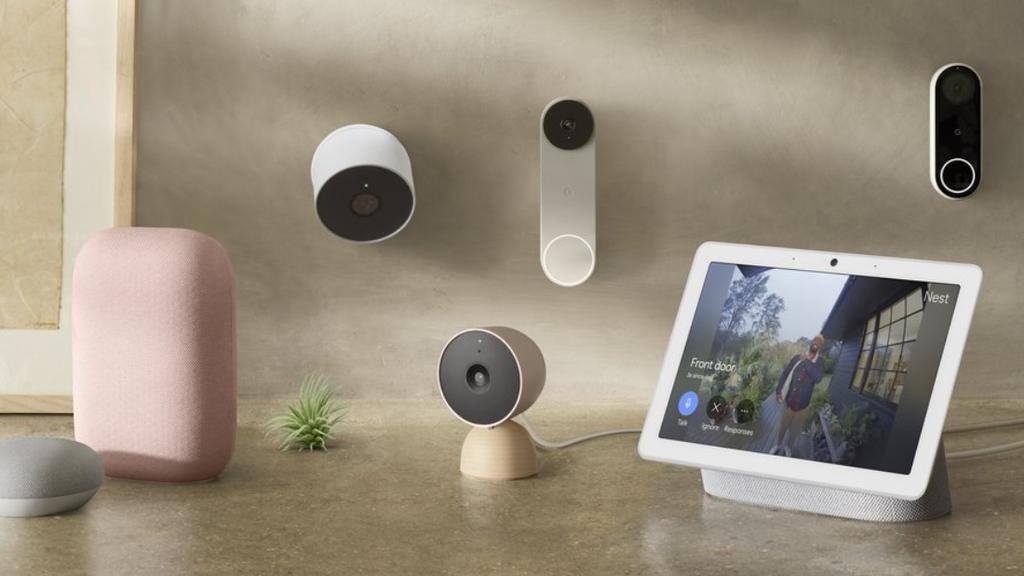 Google Nest Cam und Doorbell