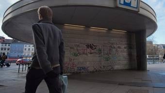 Eine Métro-Station in Brüssel (Archiv)