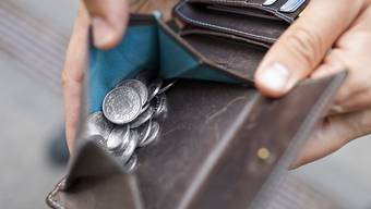 Unterschiede im Portemonnaie: Die Schweiz liegt in punkto Einkommensunterschiede laut einer OECD-Studie im Mittelfeld (Symbolbild)