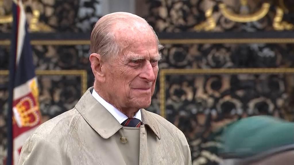 Trauer im Buckingham-Palast: Queen-Ehemann Prinz Philip ist tot