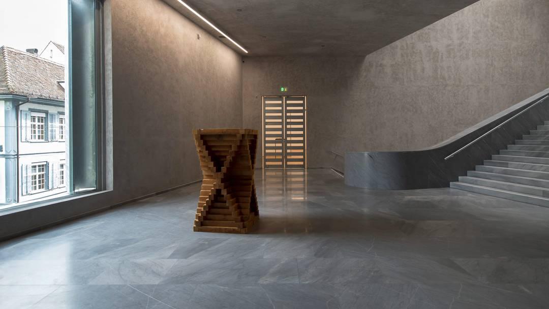 Erster Einblick: So sieht das neue Kunstmuseum von innen aus