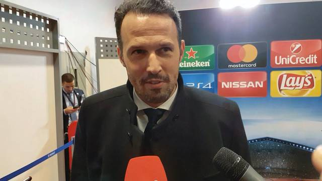 «Ich bin ja ein Optimist, aber ...»: Marco Streller im Interview nach dem FCB-Sieg gegen Benfica Lissabon