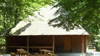 In die Waldhütte Gebenstorf wurde wiederholt eingebrochen.