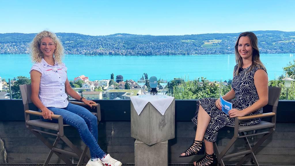 SommerTalk mit Jolanda Neff, Profi-Mountainbikerin