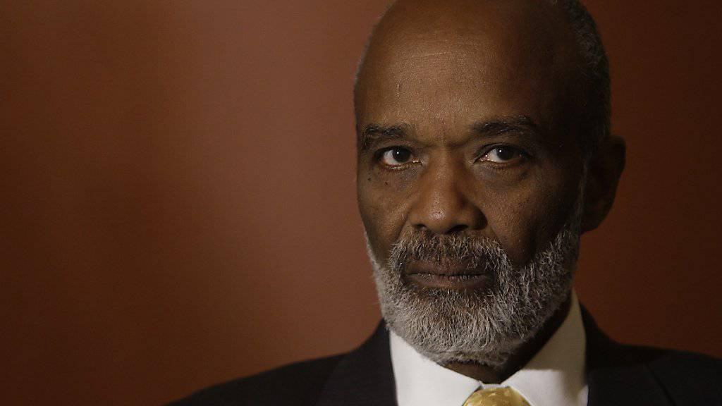 Haitis Ex-Präsident René Préval ist 74-jährig gestorben. (Archivbild)