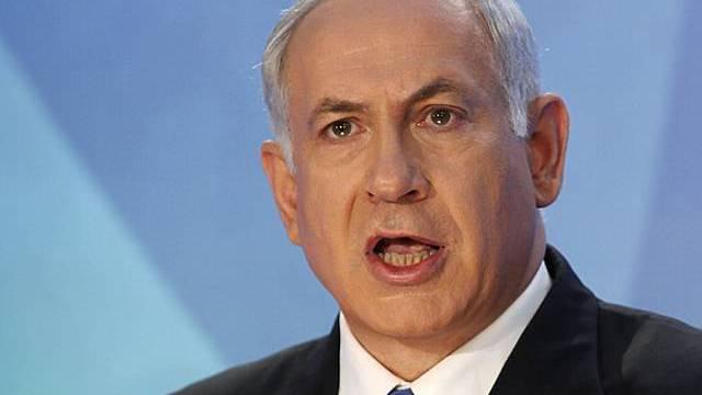 Der israelische Premierminister Benjamin Netanjahu (Archiv)