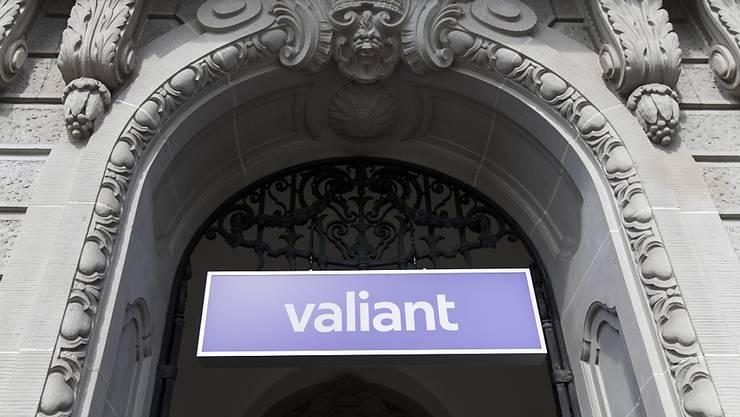 Die Bank Valiant ist trotz tiefer Zinsen solid unterwegs.