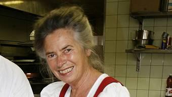 Kann wieder lachen: Ex-Chefin Lotty Zemp hat die traditionsreiche Bäckerei Zemp ihrem Sohn übergeben. Dieser soll das Familienerbe weiterführen. niz