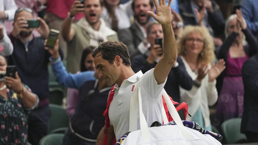 Roger Federer im Viertelfinal ausgeschieden