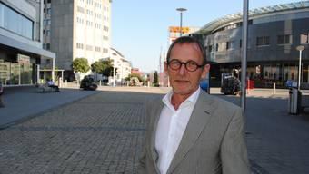 GVG-Präsident Heinz Westreicher