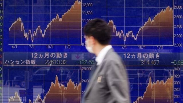 Heftige Turbulenzen an der Tokioter Börse